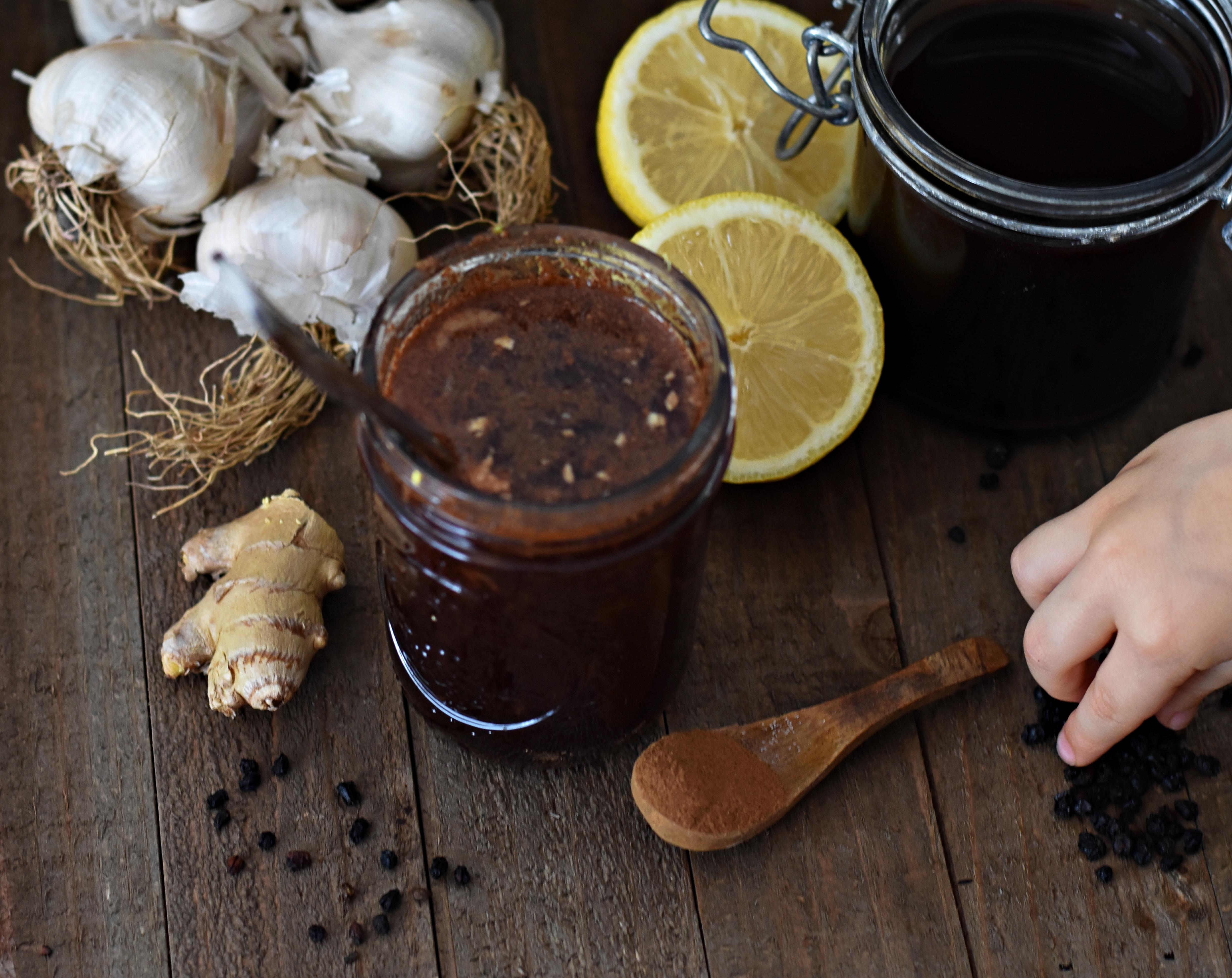 Honey Elixir