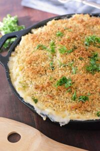 skillet macaroni and cheese