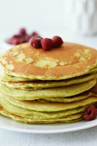 popeye spinach pancakes