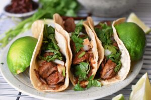 slow cooked Beef tinga