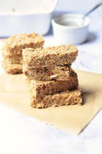 raw protein granola bars