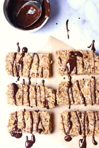 raw protein granola bars