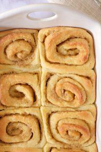 cardamom rolls