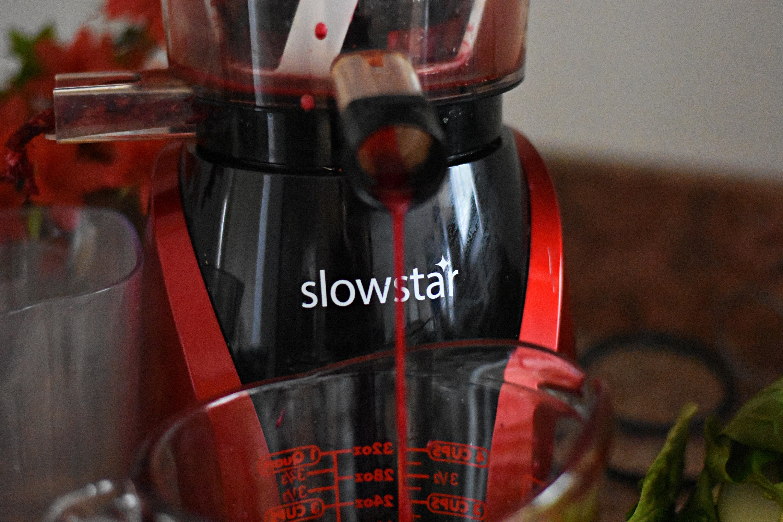 slow star juicer