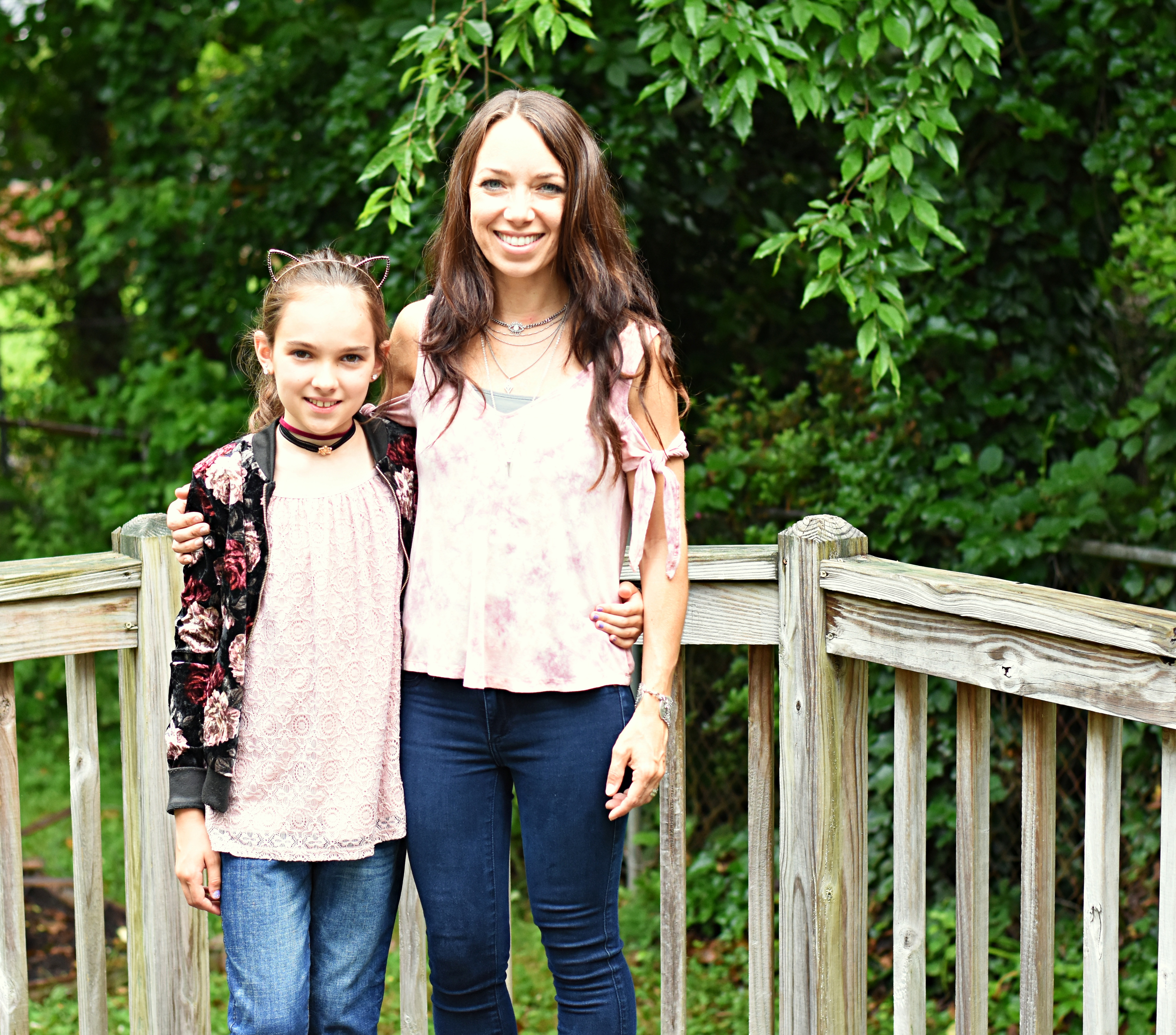 Elke & Aubrey