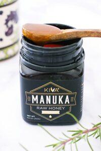 why you should use manuka honey