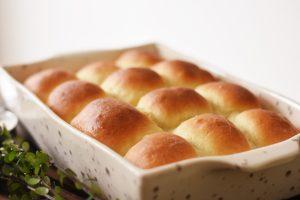 Traditional Dinner rolls