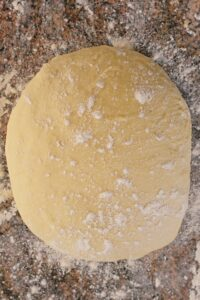 roll dough