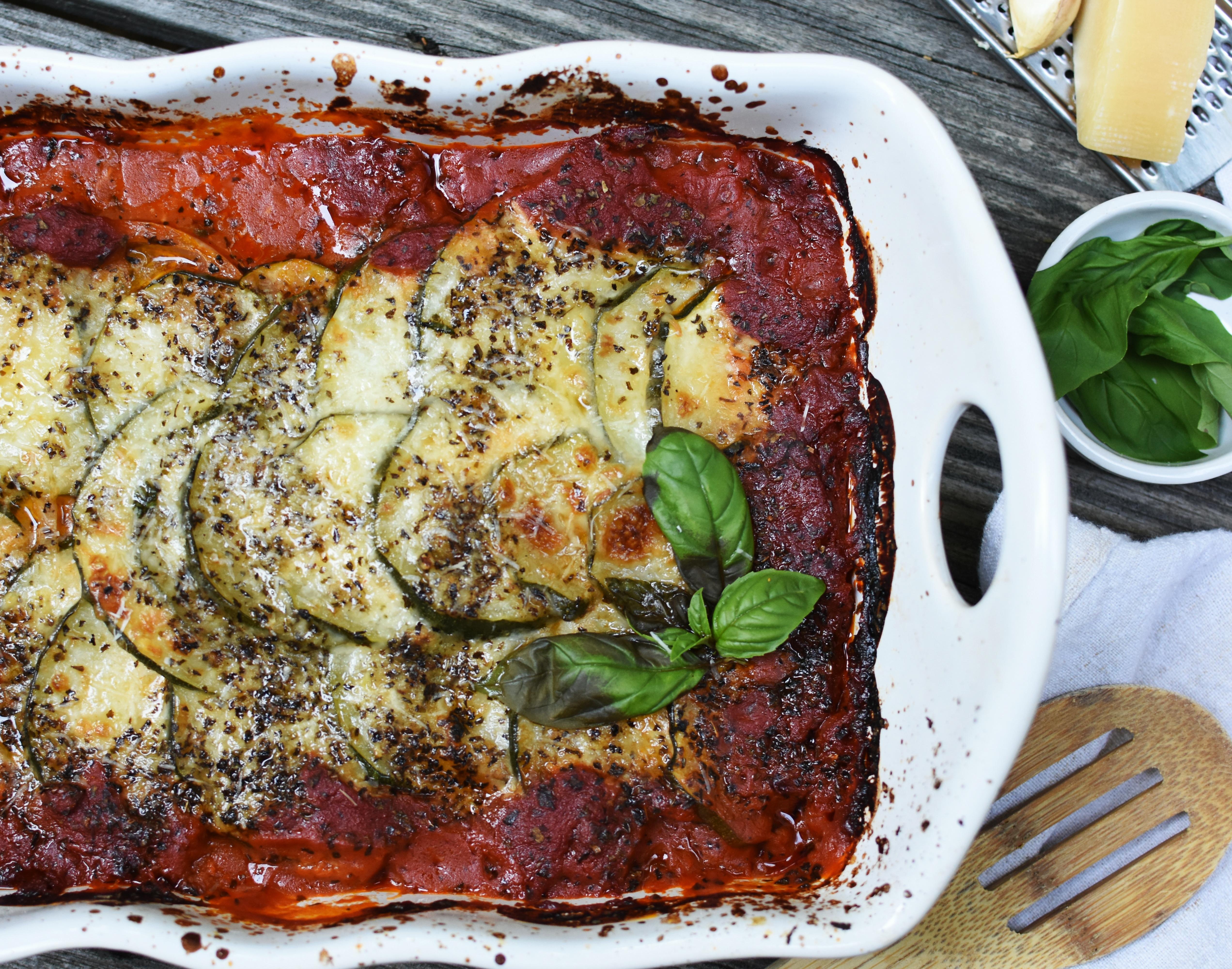 Italian Zucchini Casserole