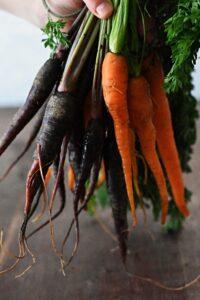 whole baby carrots