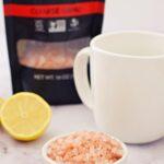 salt water colon cleanse