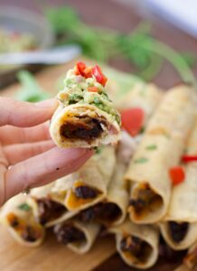 baked taquitos
