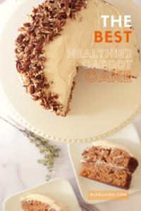 carrot cake pin