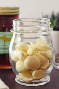 fermenting honey